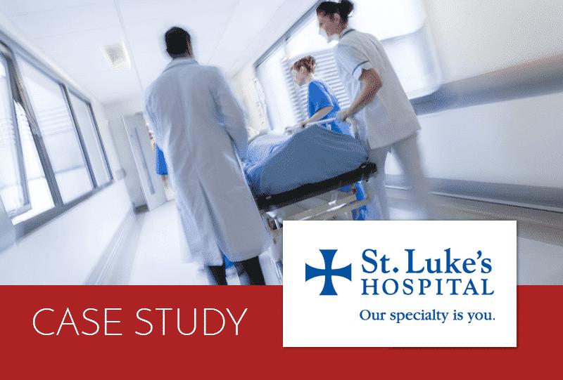 Case study St. Lukes Hospital