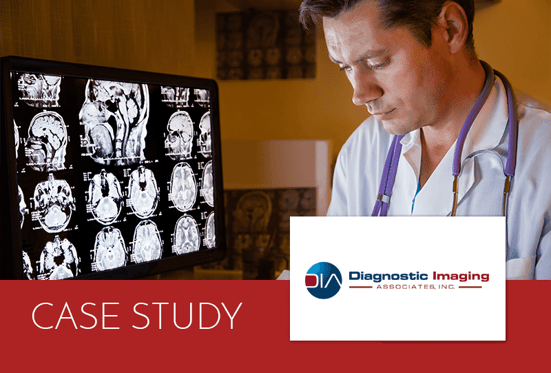 Case study Diagnostic Imaging Associates