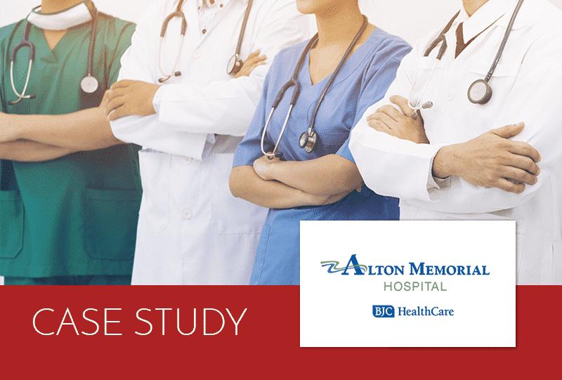 Case study Alton Memorial Hospital