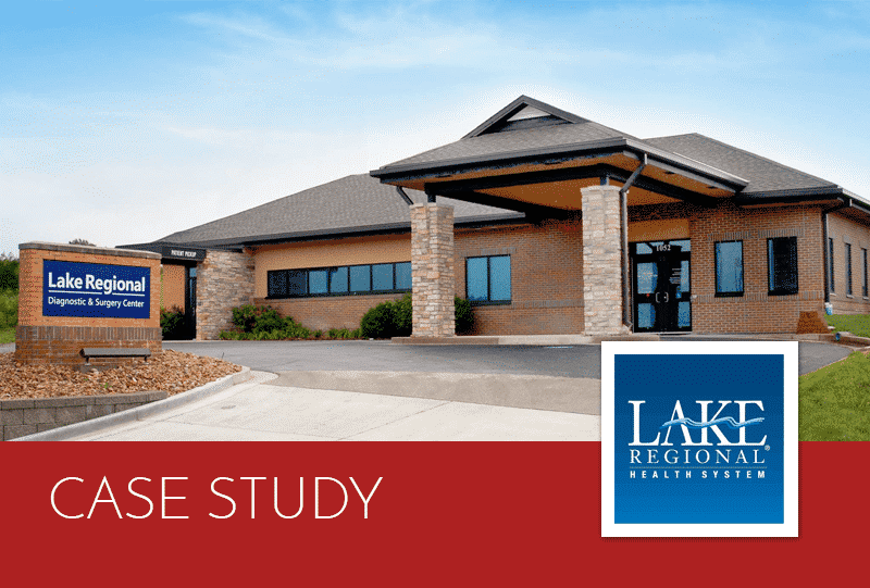 Case study Lake Regional Health System