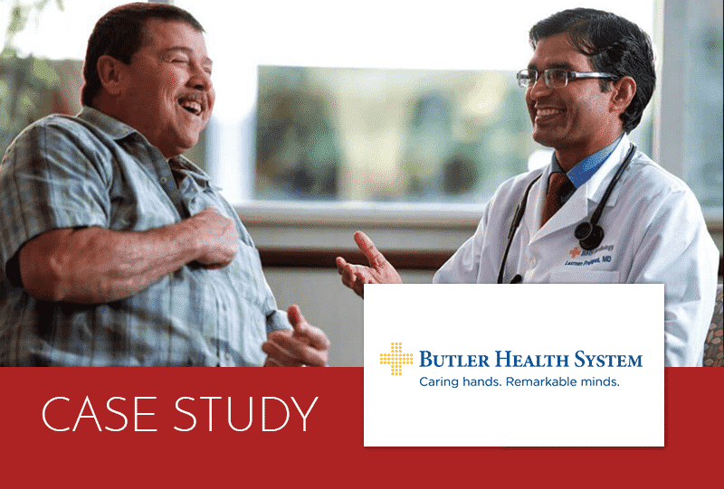 Case study Butler Health System